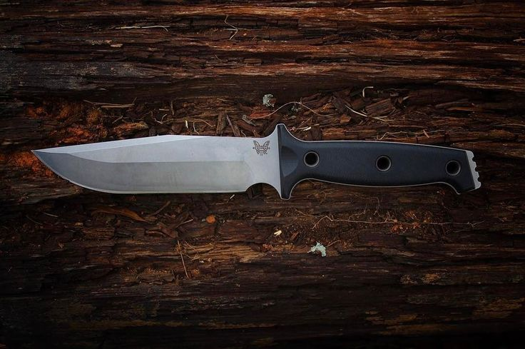 Benchmade - Benchmade Sibert Arvensis I need to carry this more! . . Anyone know of a good leather sheath company that could do a sheath for it?