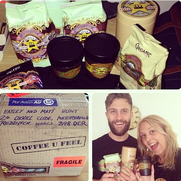 COFFEEUFEEL - Everyones invited for coffee! Courtesy of trina_tink and sam,two beautiful New Zealanders 😚 #newzealand #coffee #friends #havana #havanacoffeeworks #coffeeufeel