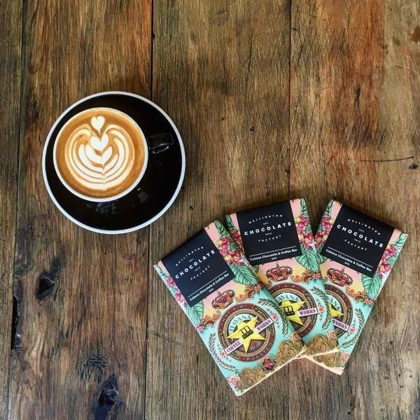 COFFEEUFEEL - The perfect Fairtrade #pickmeup for a Monday avo 😍