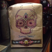 COFFEEUFEEL - He's struck again lucasdel76 can't complain, we love his works of art, Muchas gracias compadre!...