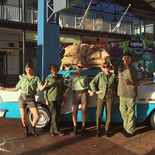 COFFEEUFEEL - Come & help us fundraise for our friends on Tanna Island in Vanuatu & learn what the #coffeeufeel is all about at #caffeination2015 #HavanaCoffeeBabes